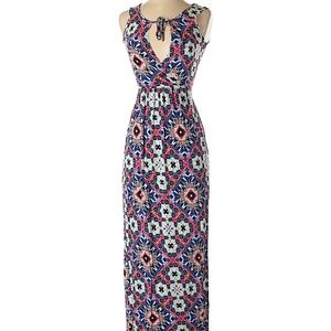EUC French Connection Maxi Dress Sz 4